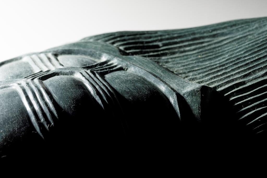 レベラションに主品した「萬年亀」