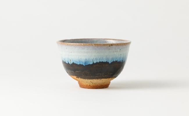 1910_唐津焼/瀧下幸悦/朝鮮唐津の抹茶碗
