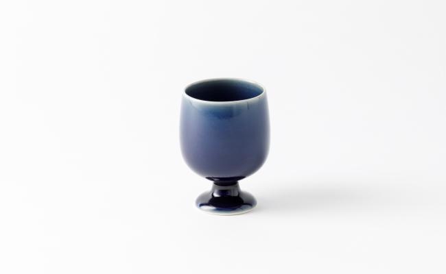 2305_有田焼/坂本達也/深瑠璃釉ワイン