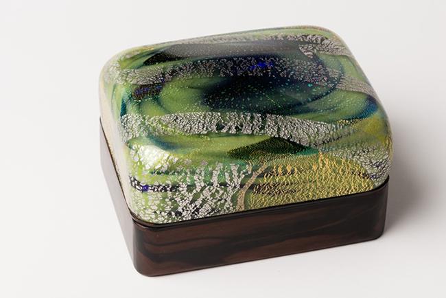 玉手箱 春の海 緑藻