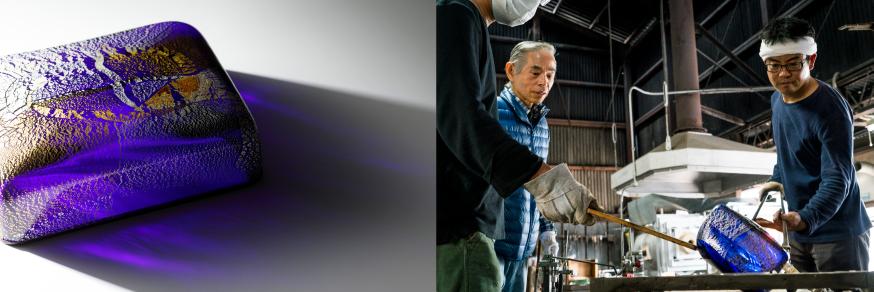 ピースクラフツSAGAは佐賀の伝統工芸を支援しています。