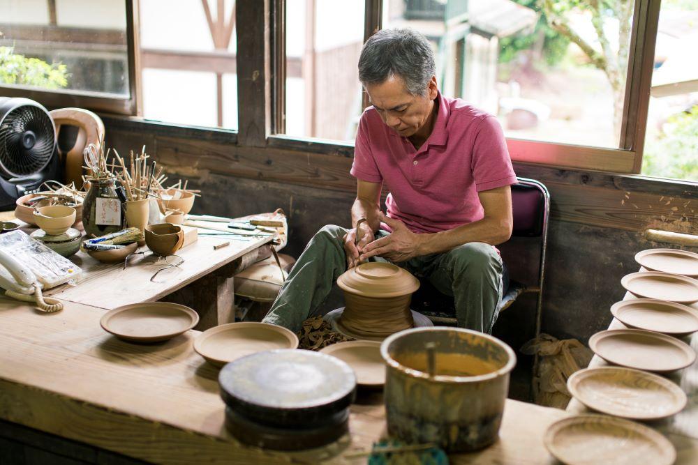 伝統工芸事業者への助成